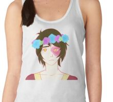 ✧(Flower) Crown Prince✧ Women's Tank Top