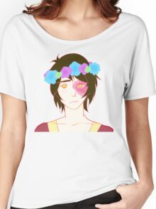 ✧(Flower) Crown Prince✧ Women's Relaxed Fit T-Shirt