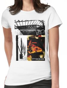 entity Womens Fitted T-Shirt