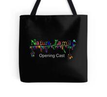 Nature Family Logo Opening Tote Bag