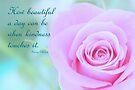 Kindness by AuntDot