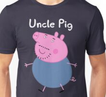 Uncle Pig Unisex T-Shirt