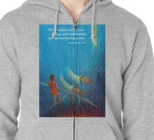 The Everlasting Arms Zipped Hoodie