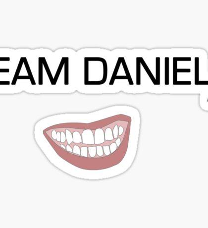 Team Daniel Sticker