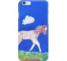 Roan Foal iPhone Case/Skin