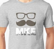 MustacheMKE T-Shirt | Wear Your Milwaukee Pride Unisex T-Shirt