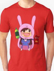 D.Va Chibi 3 Unisex T-Shirt