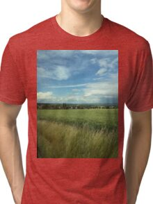 Travel the German Countryside Tri-blend T-Shirt