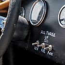 1964 Shelby Cobra - dash detail by MuethBooth