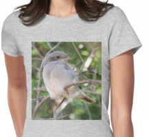 Fiscal Shrike Fledgling - One of four Womens Fitted T-Shirt