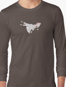 wing flap glider Long Sleeve T-Shirt