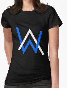 aw Womens Fitted T-Shirt