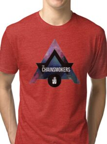 the chainsmokers Tri-blend T-Shirt