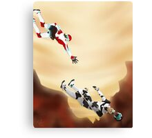 Sheith- Voltron Legendary Defender  Canvas Print