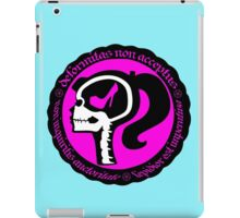 Conformity is Expression iPad Case/Skin