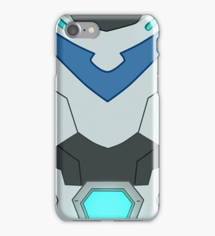 Paladin Armour - BLUE iPhone Case/Skin