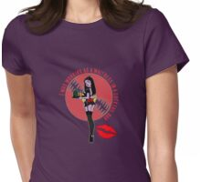 Don't You Want Me Womens Fitted T-Shirt