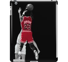 hd basketball artwork iPad Case/Skin