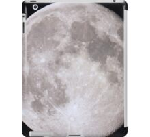 The Moon iPad Case/Skin
