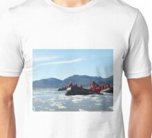View from a Zodiac Unisex T-Shirt