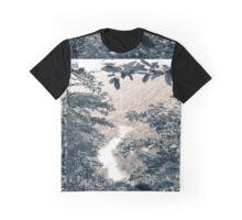 River Valley View Graphic T-Shirt