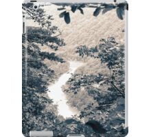 River Valley View iPad Case/Skin