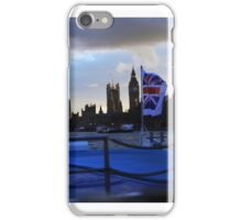 London from the Water iPhone Case/Skin