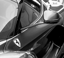 Ferrari LaFerrari: details 1 by MuethBooth