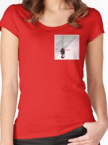 Heaven Help us Women's Fitted Scoop T-Shirt