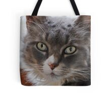 Portrait of Rinnie Tote Bag