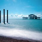 Brighton: Ghosts of the Beach by JLaverty