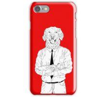 Funny Dog Dad iPhone Case/Skin