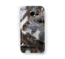 Squirel in a Tree Samsung Galaxy Case/Skin
