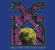 Yarn for the Yarn God! by missdemeanor
