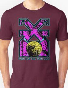 Yarn for the Yarn God! T-Shirt