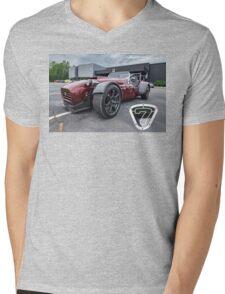 Lotus 7 Re-Do Mens V-Neck T-Shirt