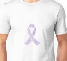 Migraine Ribbon Unisex T-Shirt