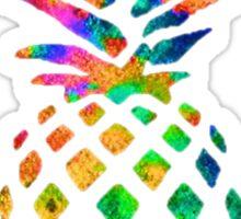 pretty pineapple Sticker
