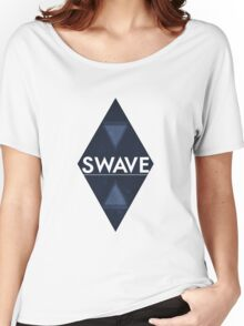 Swave  Women's Relaxed Fit T-Shirt