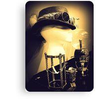 Steampunk Display 1.2 Canvas Print