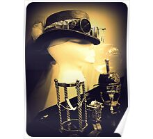 Steampunk Display 1.2 Poster