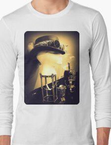Steampunk Display 1.2 Long Sleeve T-Shirt