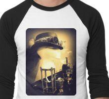 Steampunk Display 1.2 Men's Baseball ¾ T-Shirt