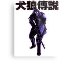 Jin Roh Trooper Metal Print