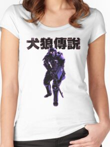 Jin Roh Trooper Women's Fitted Scoop T-Shirt