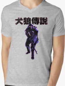 Jin Roh Trooper Mens V-Neck T-Shirt