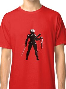 Raiden [Metal Gear Rising] Classic T-Shirt