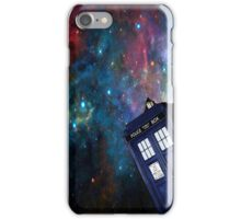 Tardis Galaxy iPhone Case/Skin