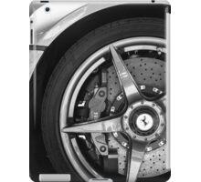 Ferrari LaFerrari: details 2 iPad Case/Skin
