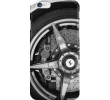 Ferrari LaFerrari: details 2 iPhone Case/Skin